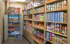 ASU's food pantry